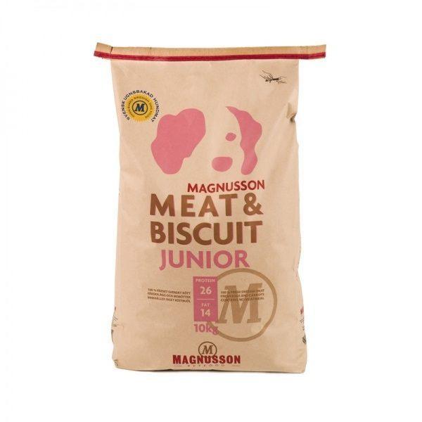 Magnusson Petfood Meat und Biscuit JUNIOR