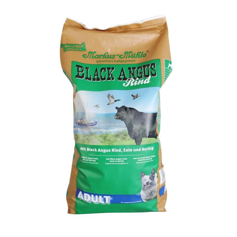 Markus Mühle Hundefutter Black Angus Adult 1,5 kg