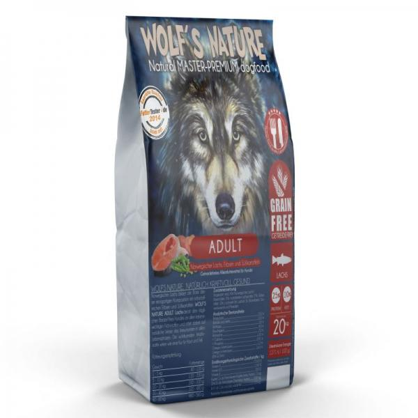 Wolf's Nature Lachs