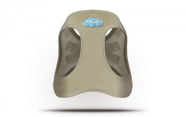 Curli Vest Harness Air-Mesh, Tan