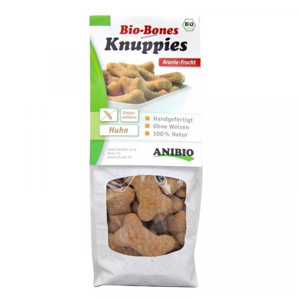 Anibio Knuppies Bio-Bones Aronia 220 g