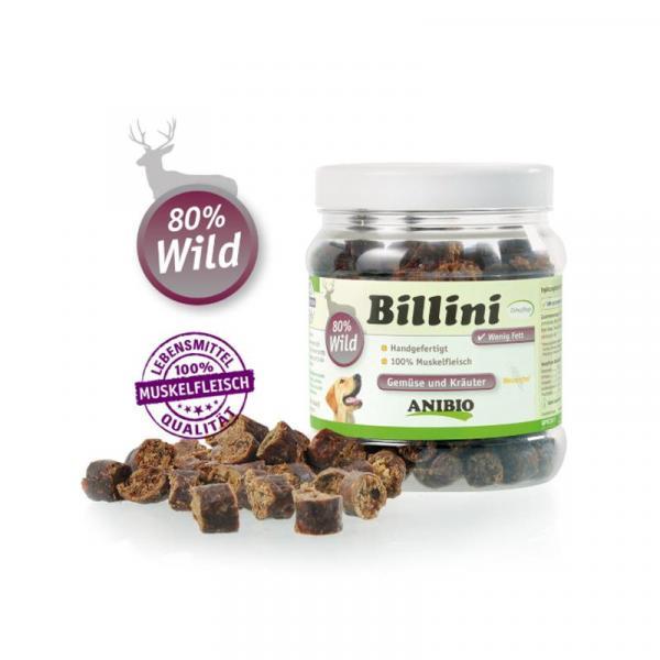Anibio Billini Wild 400 g