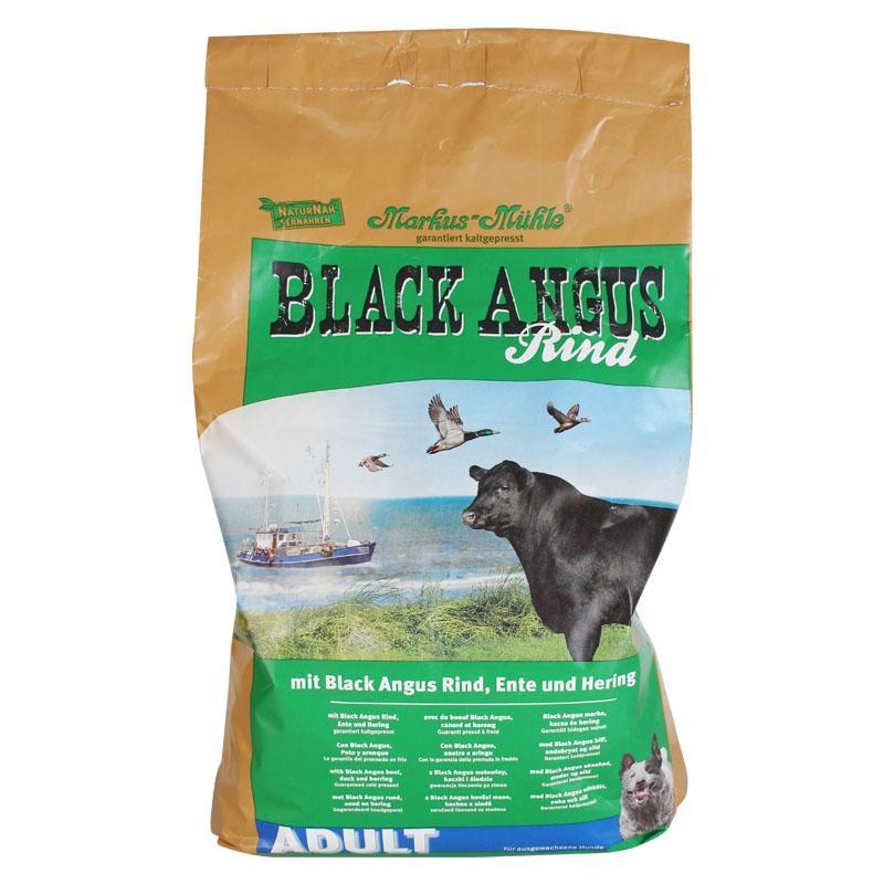 Markus Mühle Hundefutter Black Angus Adult 5 kg