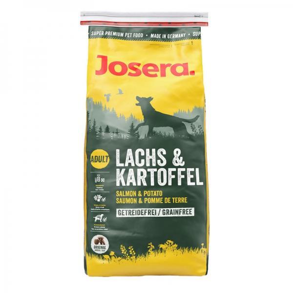 Josera Hundefutter Emotion Line Lachs & Kartoffel