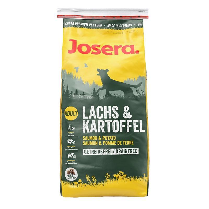 josera lachs kartoffel 15 kg preisvergleich hundefutter g nstig kaufen bei. Black Bedroom Furniture Sets. Home Design Ideas