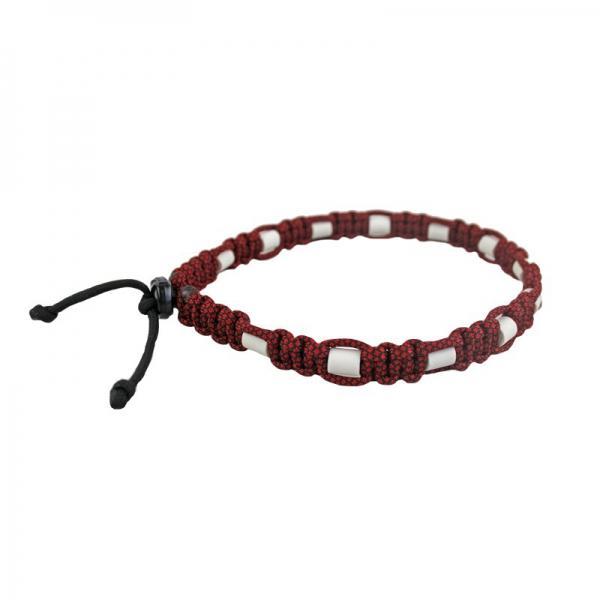 EM Keramik Zeckenfeind-Halsband, rot
