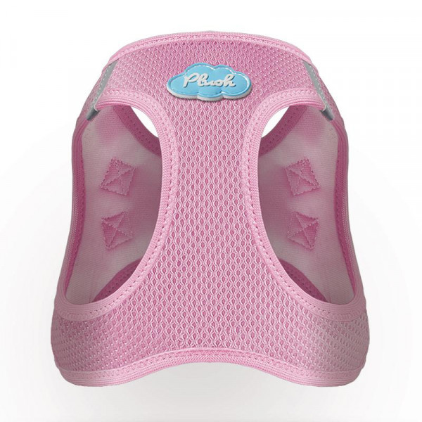 Curli Vest Harness Air-Mesh, Pink