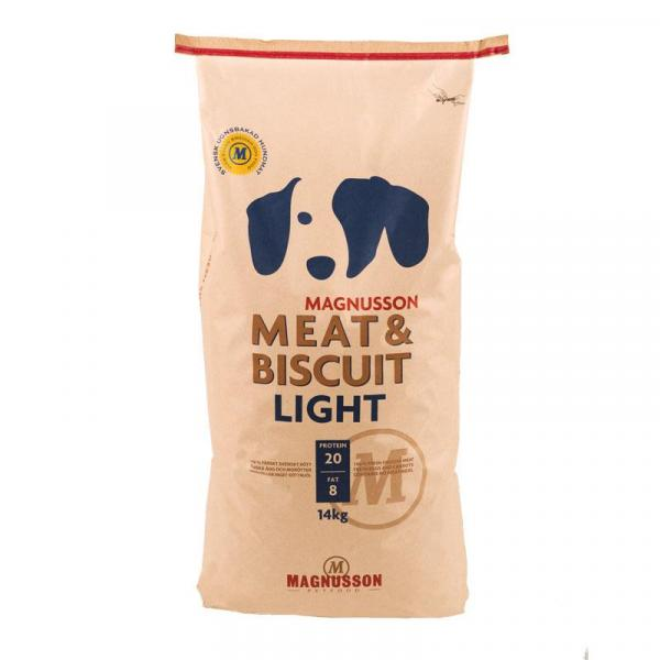 Magnusson Petfood Meat und Biscuit LIGHT