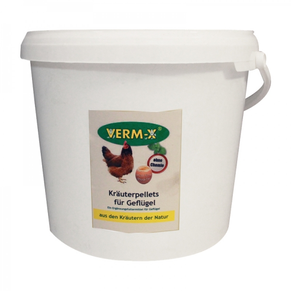 Verm-X Pellets für Geflügel